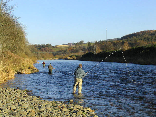 Fly Fishing - Killarney Fishing Tours